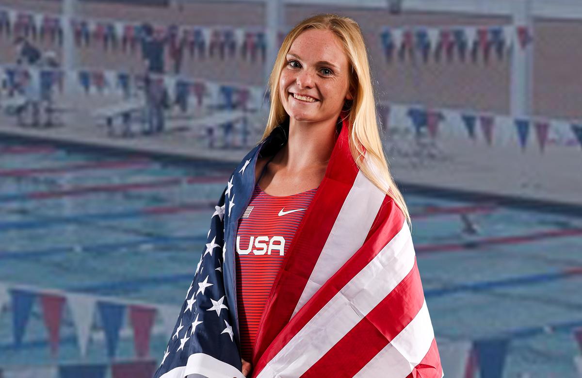 Arizona Athletics Diver Delaney Schnell
