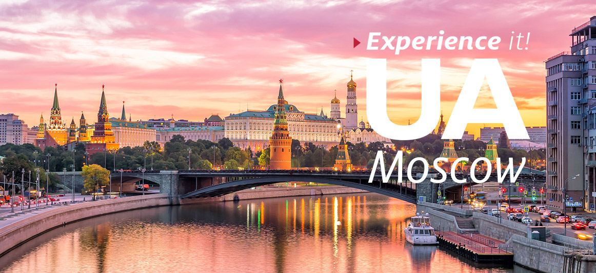 Experience It! UA Moscow