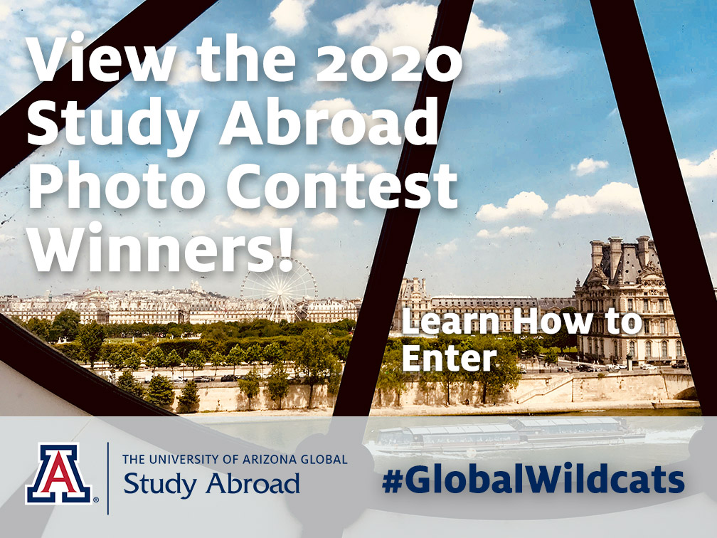 View the 2020 Study Abroad Photo Contest Winners