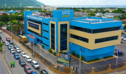 University of the Commonwealth Caribbean - UCC building overview