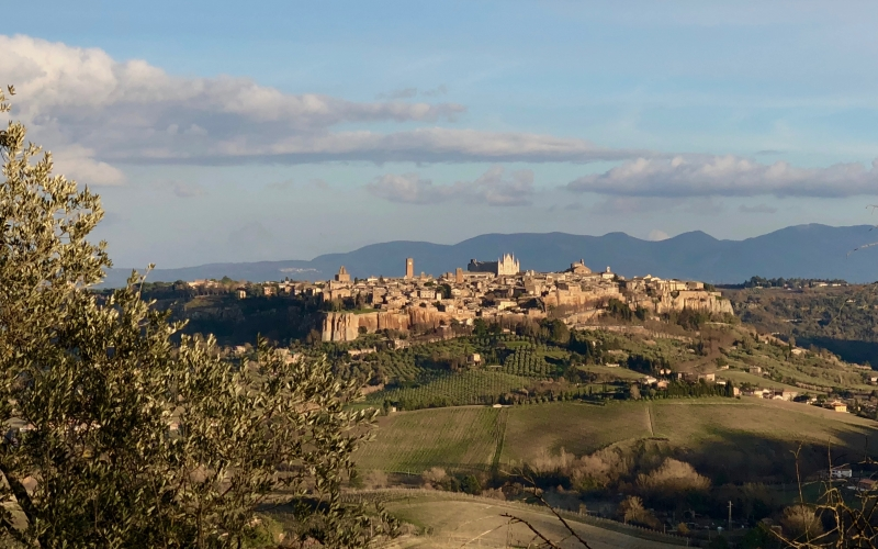 Study Abroad in Rome - Italian Countryside