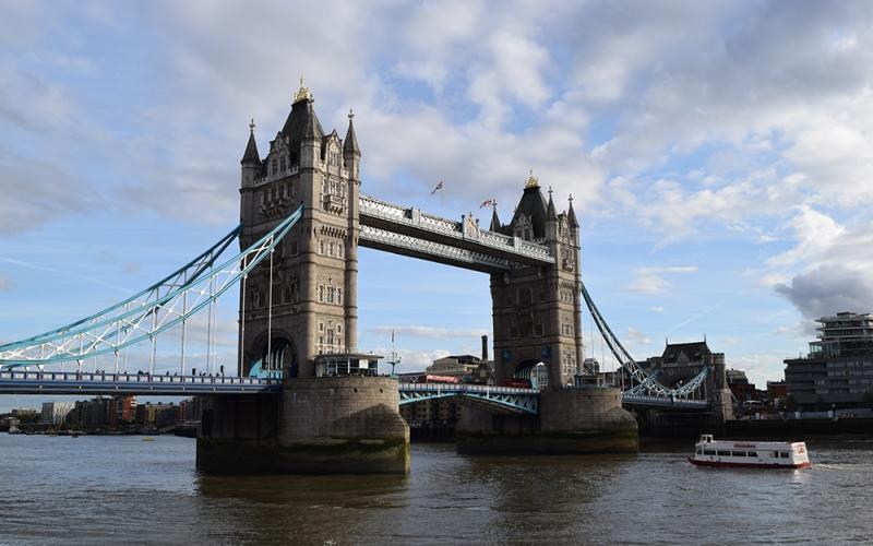 Study Abroad in London - Tower Bridge