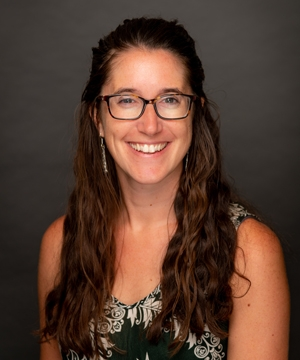 Katie Van Wyk, Associate Director, International Enrollment Counseling