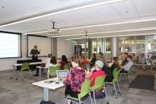 UNAM and UA experts gather for a math colloquium