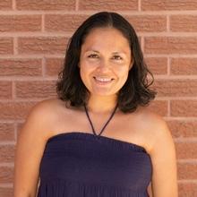 ISAC member Alma Tejeda Padron
