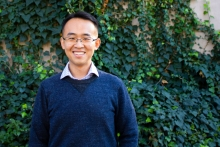 Ryan Zhao, '20, international student from China, College of Social & Behavioral Sciences