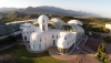 Exterior view of Biosphere 2, Tucson Arizona