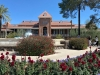Old Main fountain at the University of Arizona