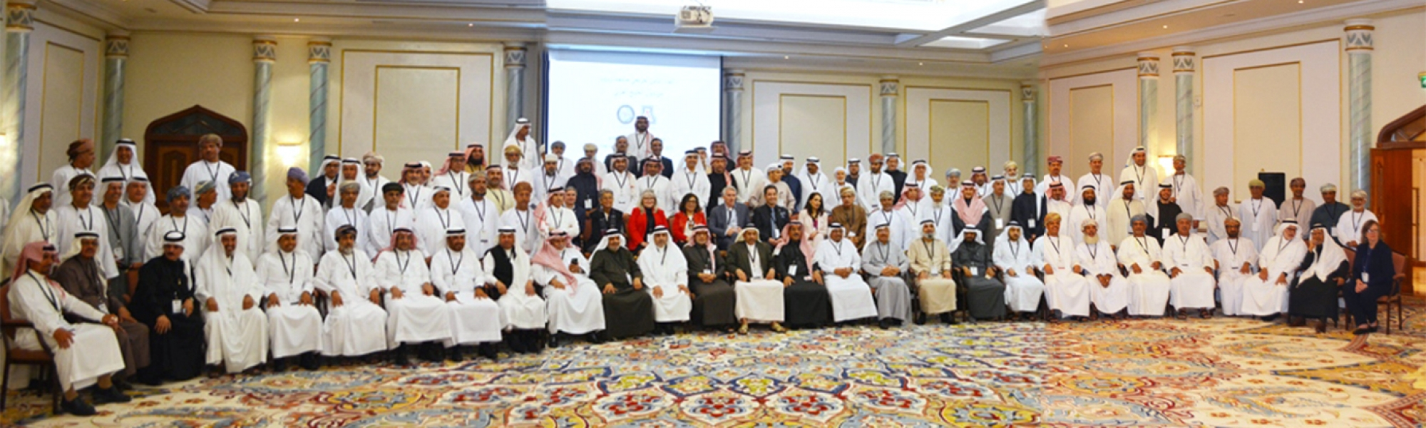GCC-UA Oman Reunion 2020 group photo