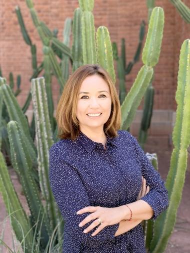 Dr. Nadia Alvarez Mexia at the University of Arizona