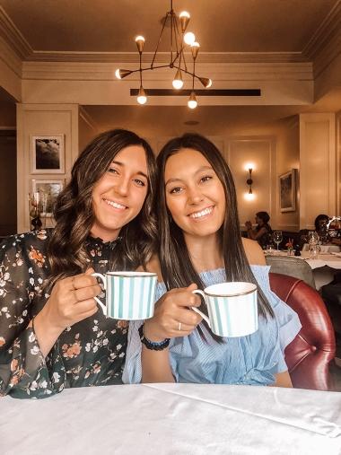 Study Abroad London - High Tea