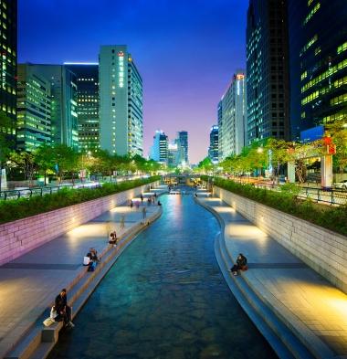 Seoul City River Park
