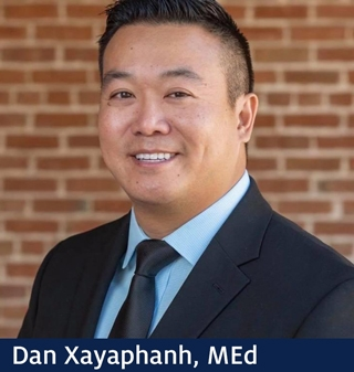 Dan Xayaphanh, IDEAS Grant Awardee, UArizona
