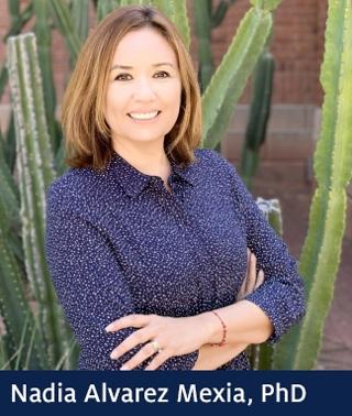 Nadia Alvarez Mexia, IDEAS Grant Awardee, UArizona