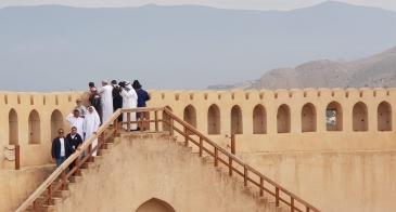 UAZGlobal Gulf Cooperation Council Oman Reunion 2020