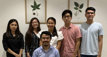 AUPP-University of Arizona Dual Degree Law Students in Phnom Penh competing in Jessop