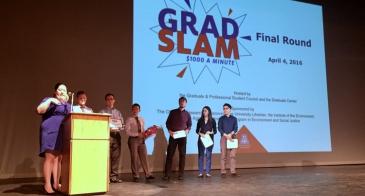 Grad Slam 2016